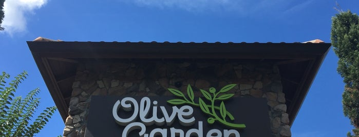 Olive Garden is one of Lieux qui ont plu à Vanessa.