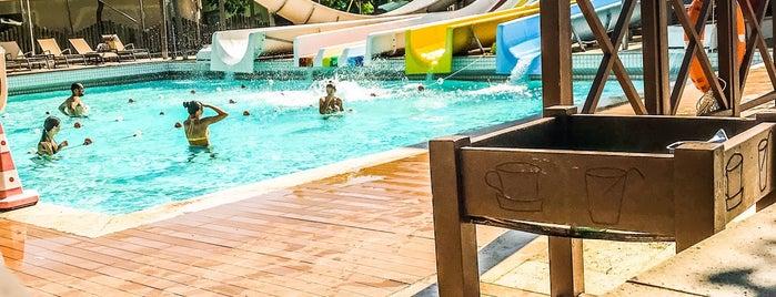 Ela Quality Aquapark is one of Очень милое место.