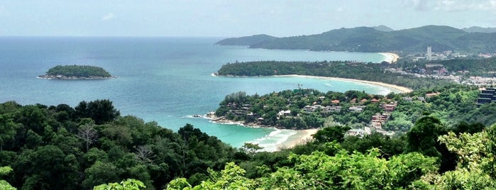 Patong City View Point is one of Пхукет.