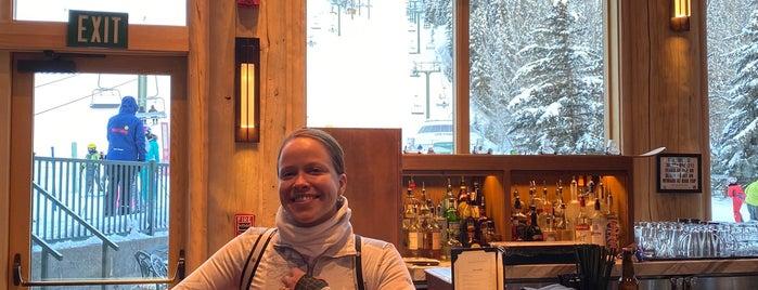 Warm Springs Day Lodge is one of Orte, die Abby gefallen.