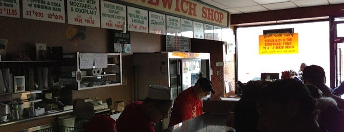 Defonte's Sandwich Shop is one of Eating BK, BX, QNS, & SI.