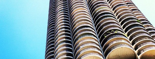 Marina City is one of Chicago Attractions.
