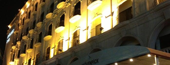 Mövenpick Hotel Jeddah is one of ph.