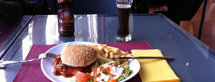 Burguers & Beer is one of Restaurantes.