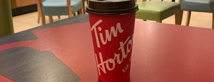 Tim Hortons is one of Eastern province, KSA.