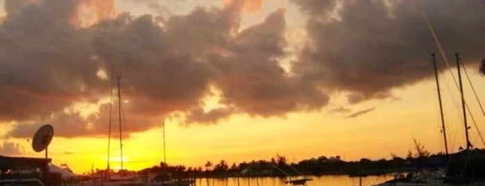 Turtle Cove Marina is one of BEST OF: Turks & Caicos.