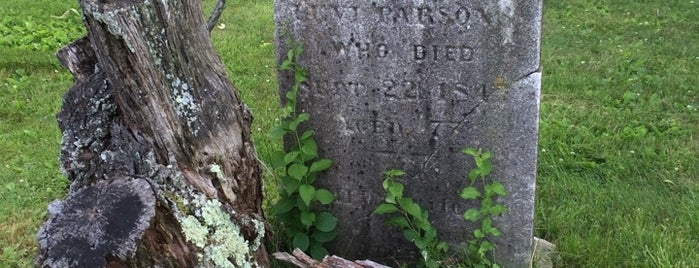 Orange Center Cemetery is one of Lieux qui ont plu à Lindsaye.