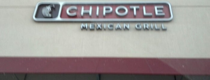 Chipotle Mexican Grill is one of Lieux qui ont plu à John.