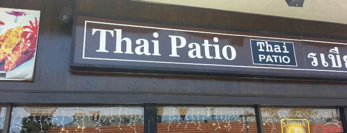 Thai Patio is one of Posti che sono piaciuti a Charles.