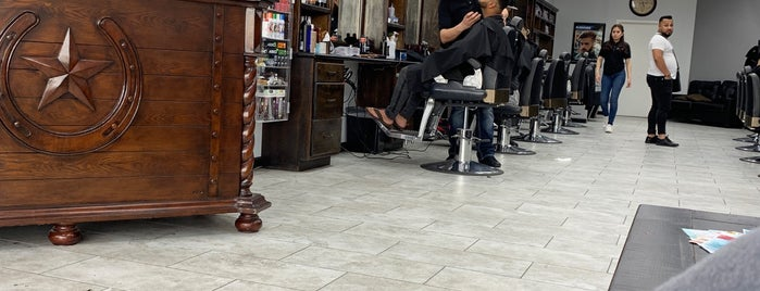 Elegance Hair Salon - Arabic Barber Shop - حلاق عربي هيوستن تكساس is one of Houston, TX.