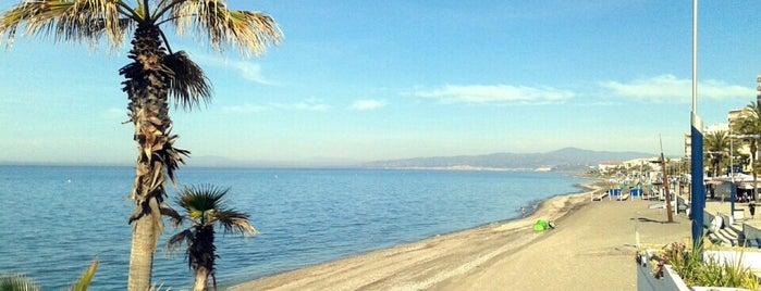 Torrox Costa is one of สถานที่ที่ Miguel ถูกใจ.