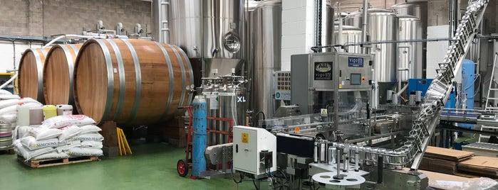 Cloudwater Brew Co. is one of Beer / Ratebeer's Top 100 Brewers [2017].