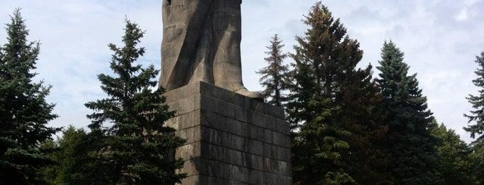 Ленин is one of Darya'nın Beğendiği Mekanlar.