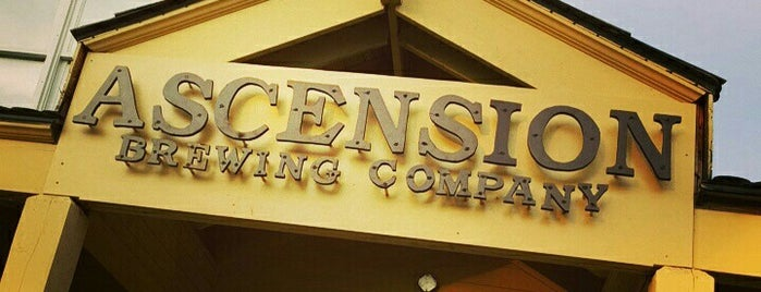 Ascension Brewing Company is one of Breweries.