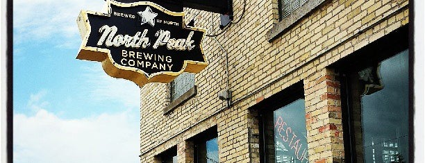 North Peak Brewing Company is one of MI Breweries.