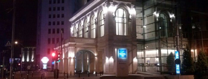Novotel Bucharest City Centre is one of Mariannaさんのお気に入りスポット.