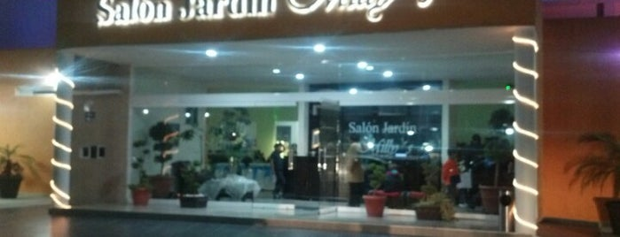 Salon Jardin Milly's is one of Tempat yang Disukai Jorge.