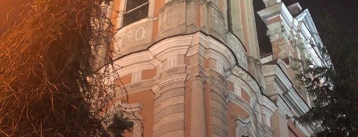 Šv. Dvasios ortodoksų vienuolyno katedra is one of Lugares favoritos de Carl.