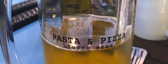 Pasta & Pizza is one of Odessa.