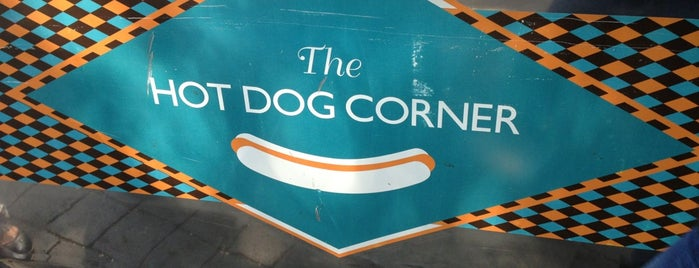 The Hot Dog Corner is one of FoodTrucks Mexico!.