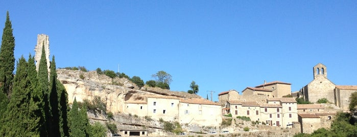 Minerve is one of Pays Cathare.