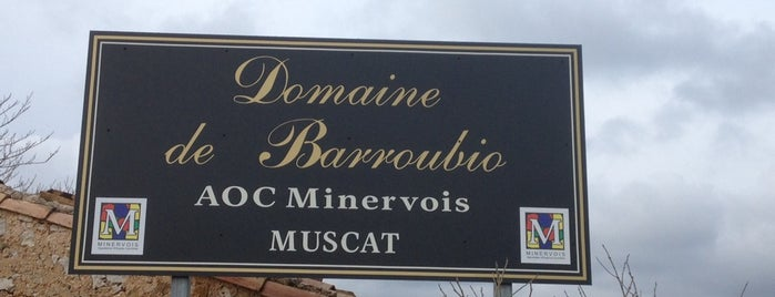 Domaine de Barroubio is one of Vin.