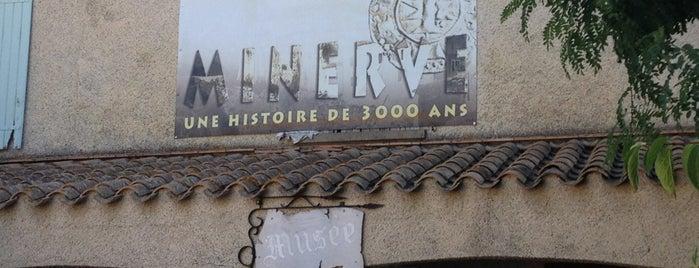 Musée Archéologique Et Préhistorique is one of สถานที่ที่บันทึกไว้ของ Jean-Marc.