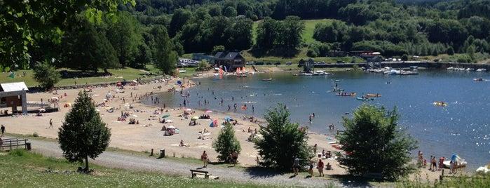 Lac de la Raviege is one of สถานที่ที่บันทึกไว้ของ Jean-Marc.