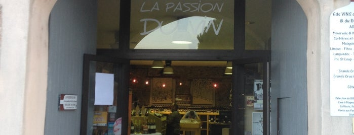 La Passion Du Vin is one of Vin.