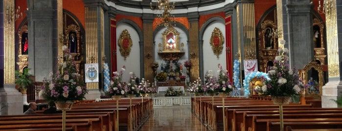 Iglesia San Juanita is one of Locais salvos de Marcela.