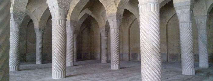 Vakil Mosque | مسجد وکیل is one of Iran.