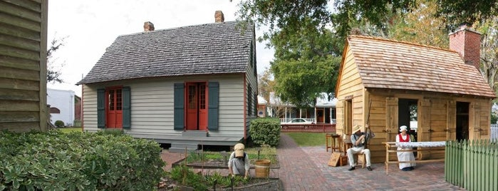 Historic Pensacola Village is one of Pensacola /Perdido Key.