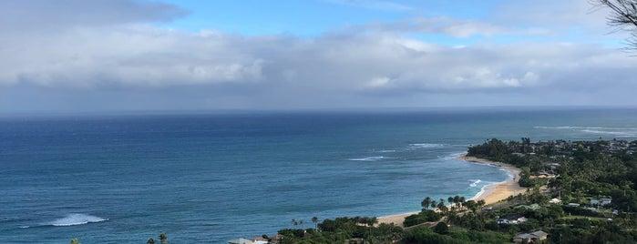 "'Ehukai ""Peace"" Pillbox is one of Oahu."