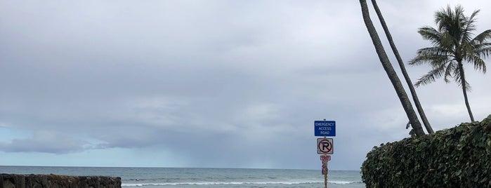 Cromwell Beach is one of Hawaii.