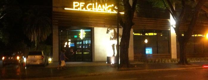 P.F. Chang's is one of #BsAsFoodie (Dinner & Lunch).