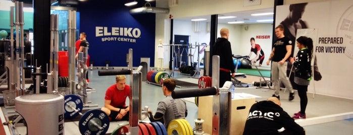 Eleiko Sport Center is one of Lieux qui ont plu à Tom.