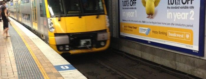 Platforms 5 & 6 is one of Sydney Train Stations Watchlist.