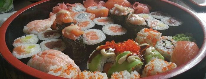 Planet Sushi is one of Posti che sono piaciuti a Zsuzsanna.