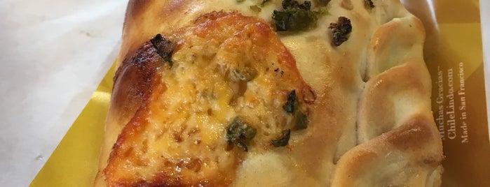 Chile Lindo Empanadas is one of Latin Eating.