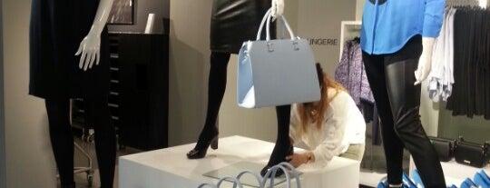 H&M is one of Geneva.