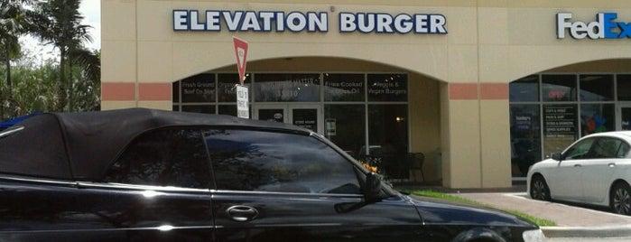 Elevation Burger is one of สถานที่ที่บันทึกไว้ของ Stephen.