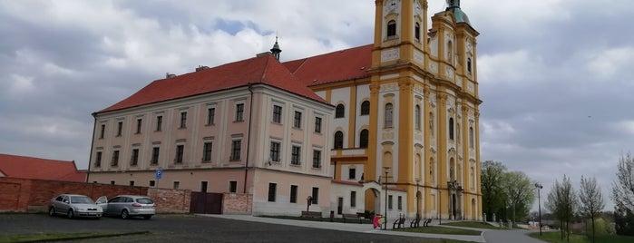 Kostel Očišťování Panny Marie is one of Posti che sono piaciuti a Antonín.