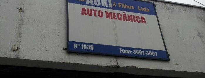 J.H. Aoki & Filhos Auto Mecânica is one of Orte, die Normélia gefallen.