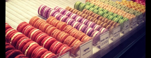 Bisous Ciao Macarons is one of Places to go when in New York.