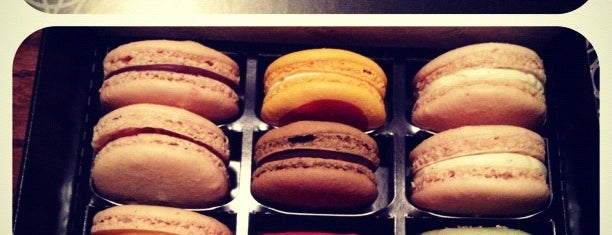Bisous Ciao Macarons is one of desserts.