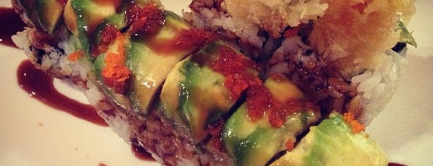 Masago Sushi is one of Jersey Eats.