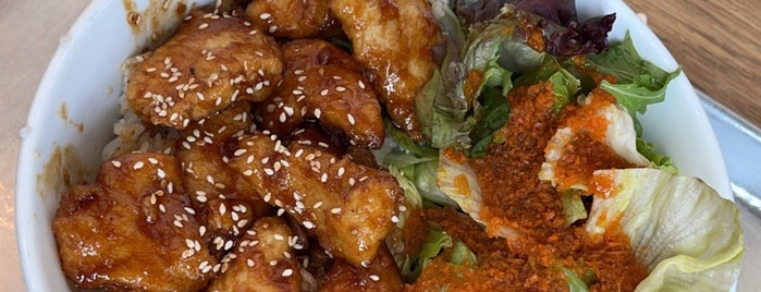 Yuko Kitchen is one of DTLA WISHLIST.
