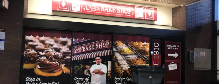 Carlo's Bake Shop is one of Daniさんのお気に入りスポット.