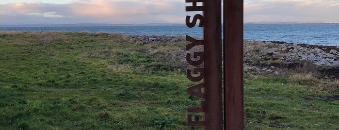 Flaggy Shore is one of Ireland.