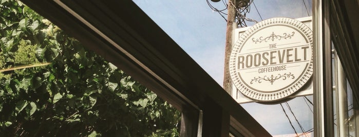 The Roosevelt Coffeehouse is one of Columbus coffee.